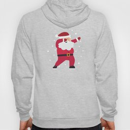 Dabbing Santa Christmas For Holiday Season Gift Hoody