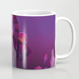 The Crystal Kingdom Coffee Mug