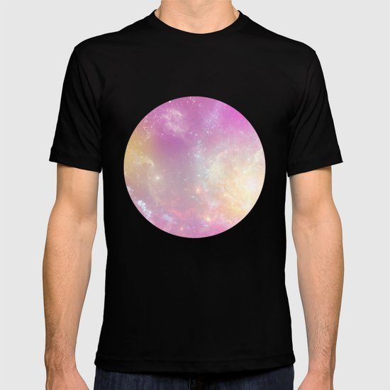 Pink Galaxy T-shirt