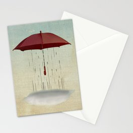 reverse osmosis Stationery Cards