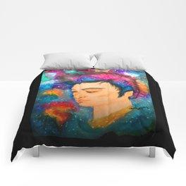 Galaxy Boy Comforters