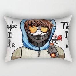 Ticci-Toby Rectangular Pillow