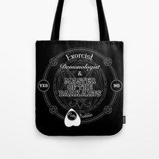 Petty Dabbler Tote Bag