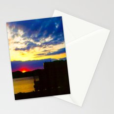 Gone So Fast Stationery Cards