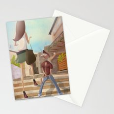 That Girl from Ipanema Stationery Cards