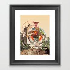 Progress Framed Art Print