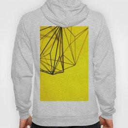 Yellow shape Hoody