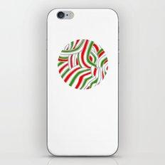 Holiday Ball iPhone & iPod Skin