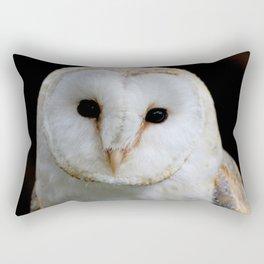 Barn Owl Rectangular Pillow