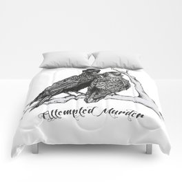 Attempted Murder Comforters