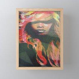 Rogers Avenue and Hanson Place Framed Mini Art Print