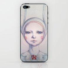 A murder mystery iPhone & iPod Skin
