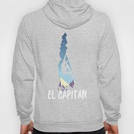 Vintage El Capitan California Mountain Climbing Hoody
