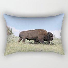 American Buffalo Rectangular Pillow