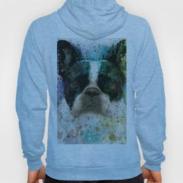 Paint It Frenchie Hoody