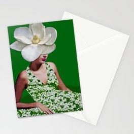 Summer Magnolia Stationery Cards