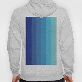 Blue Timeless Stripes Tizheruk Hoody