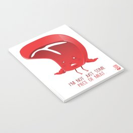 Piece of meat Notebook