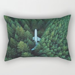 Lost Narcos Rectangular Pillow