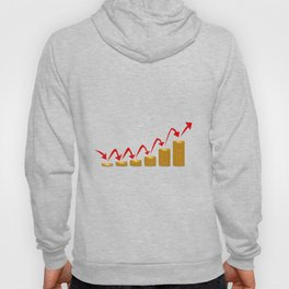 Rising Money Steps Hoody
