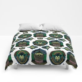 Entities in Flight Comforters