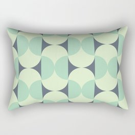 Beans Green Rectangular Pillow