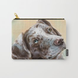 Catahoula Leopard Dog Carry-All Pouch