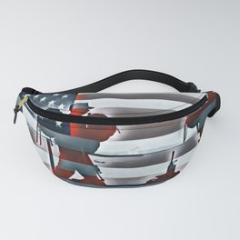 Soldier Fanny Pack