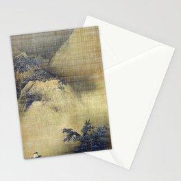 Liang Kai Snowy Scenery Stationery Cards