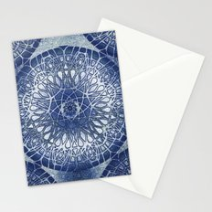 Ink Frost Mandala Stationery Cards