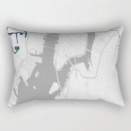 eye am watching Rectangular Pillow