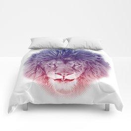 Leon -FAce- Comforters