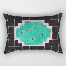 Gatsby pool Rectangular Pillow
