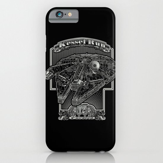 Kessel Run iPhone & iPod Case