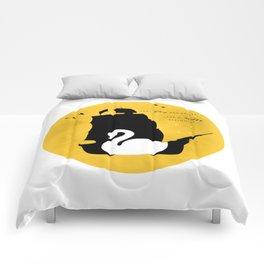 CAPTAIN SWAN (Yellow) Comforters
