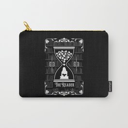 The Reader Tarot Card Carry-All Pouch