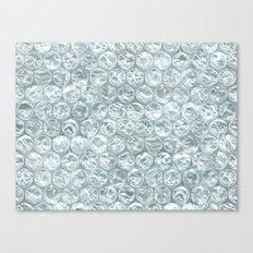 bubble wrap! Canvas Print