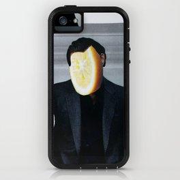 Lemonhead iPhone Case