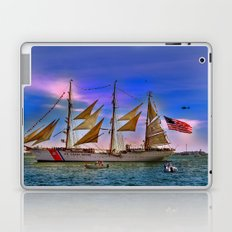 US Coast Guard Eagle.  Laptop & iPad Skin
