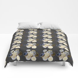 Cryptocurrency Pattern Comforters