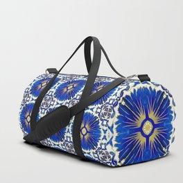 Azulejos - Portuguese Tiles Duffle Bag