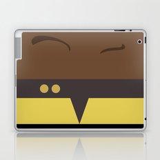 Tuvok - Star Trek Voyager VOY - Minimalist startrek Trektangle Trektangles Maquis - Delta Quadrant Laptop & iPad Skin