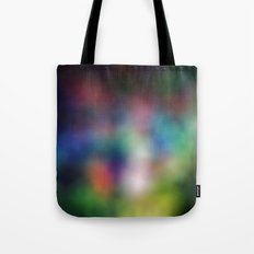rainbowBlur Tote Bag