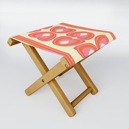 Psi Sixties Folding Stool