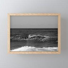 K'Gari Wave Fraser Island, Australia Framed Mini Art Print