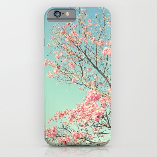 Spring Kissing the Sky iPhone & iPod Case