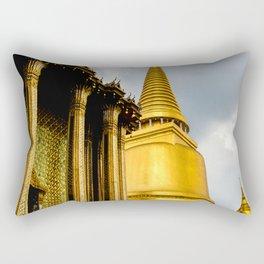 Phra Mondop Rectangular Pillow