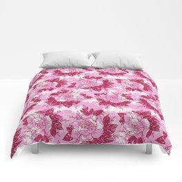 Romantic roses Comforters