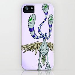 Tresojos iPhone Case