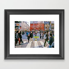 Club Sega Framed Art Print